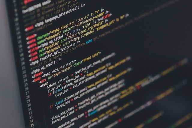 Foto de código html, con metaetiquetas.