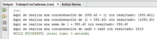 Curso de Java. Convertir un número a Cadena o String.